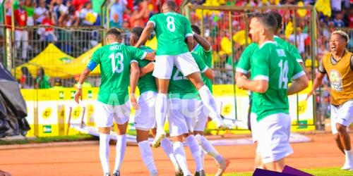 Madagascar nomine national team of the year