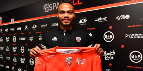 Thomas fontaine a fc lorient